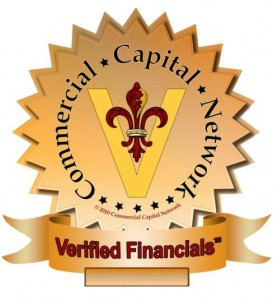 CCN's Verified Financials for Inn, Bed and Breakfast loans, mortgages, financing solutions