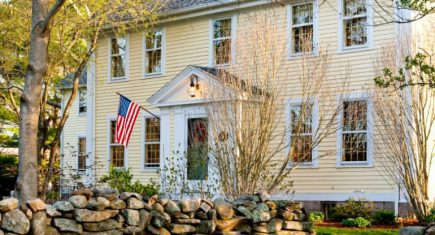 Stonycroft Country Inn ~ Leland, CT
