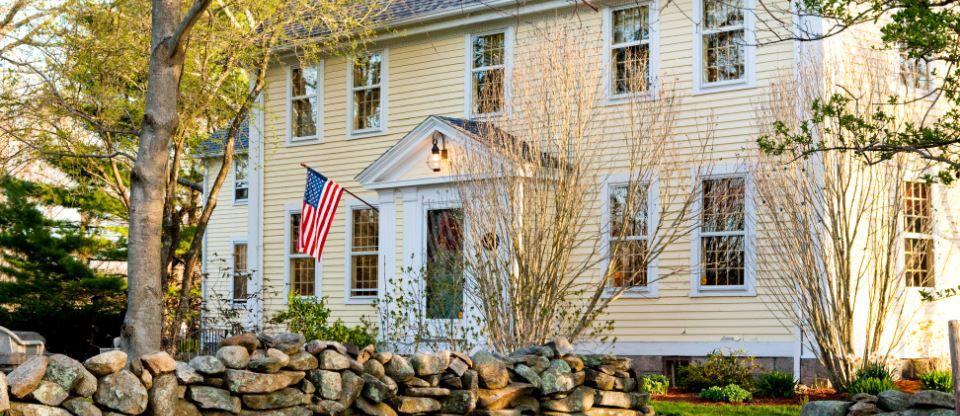Stonecroft Country Inn ~ Leland, CT