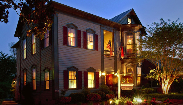 The Aerie Inn ~ New Bern, NC