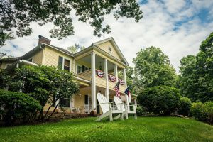 The Yellow House Bed & Breakfast