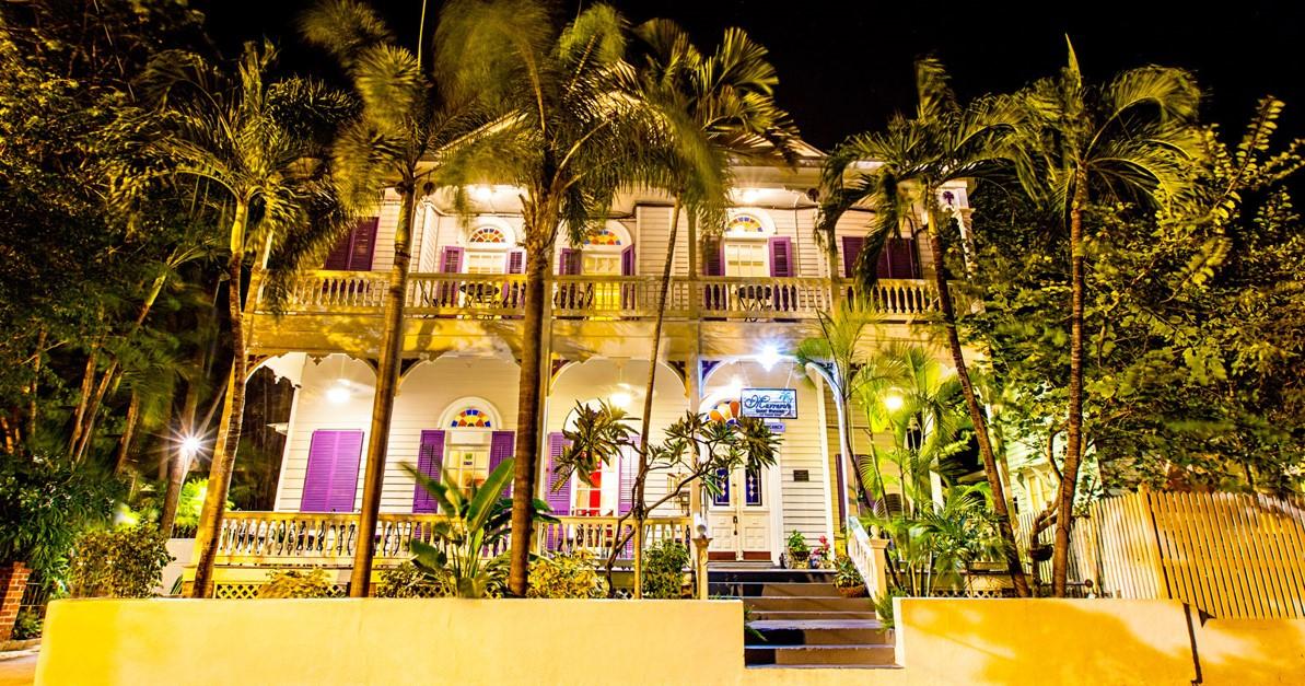 Marrero Guest Mansion