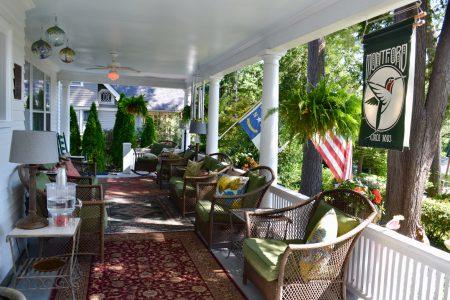 Abbington Green Porch